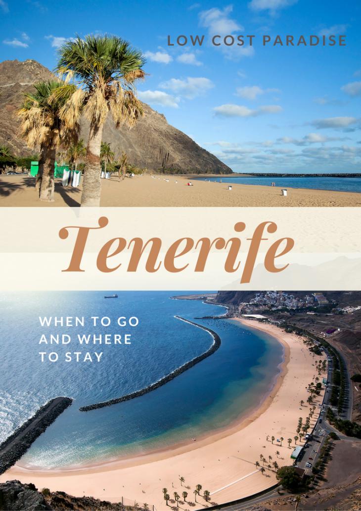 TEНЕРИФЕ -Испания-- вылеты из Киева 2018